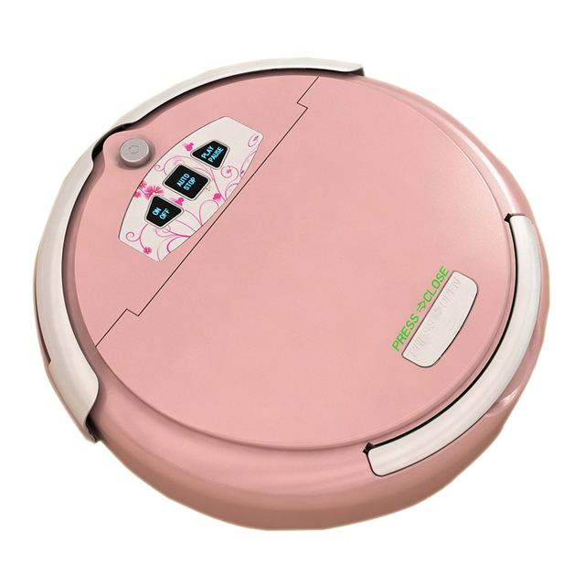 Fa-530 intelligent robot vacuum cleaner cleaning household mute pink