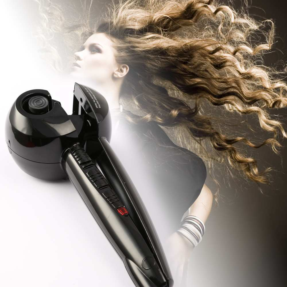 hair curls machine