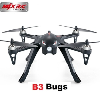 B3 Bugs 3 RC Racing Drone with Brushless Motor Camera Mounts Two-way 4CH Professional Remote Contro