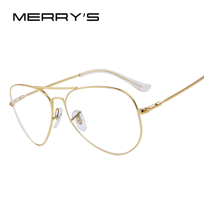 Eyeglasses Frames Titanium Womens : Aliexpress.com : Buy MERRYS Fashion Women Titanium ...