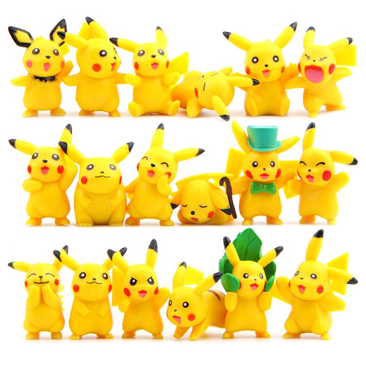 Pokemon Pikachu figures Umbreon Espeon Glaceon Vaporeon Plush toy figure Toys Soft Stuffed Anime Cartoon Dolls Pokemon Go(China (Mainland))
