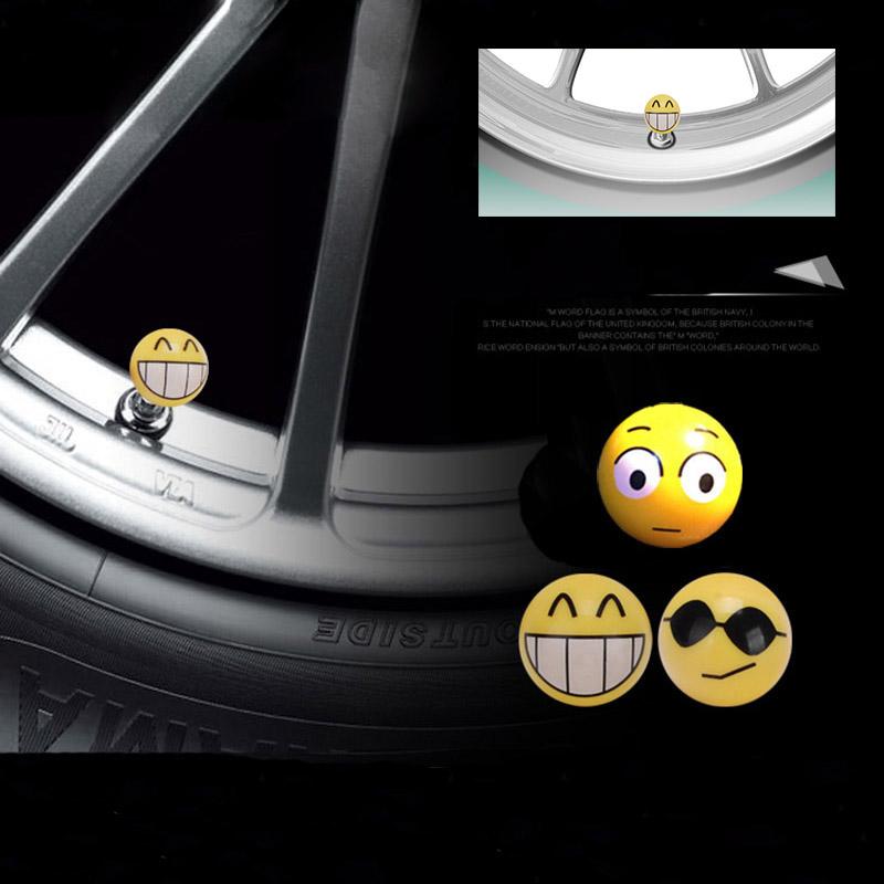 4Pcs/Set Car Wheel Tire Valve Caps Car Styling Tire Caps For Mercedes BWM AUDI VW Ford Honda Toyota Tire Valve Caps Car-Styling(China (Mainland))