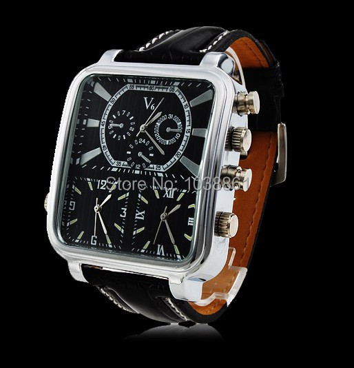 how to change the time on an analog watch