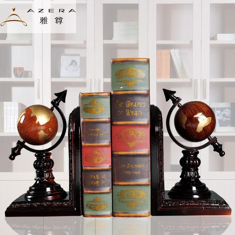 Vergelijk prijzen op globe bookends online winkelen kopen lage prijs globe bookends bij - Decoratie kantoor ...
