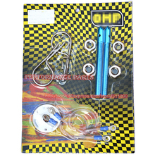 Universal Racing Car Trunk Lock Pin OMP Hood Pin Universal Fitment(China (Mainland))