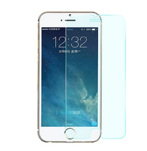 ecran protecteur anti blue ray eye-protecting HD 0.3mm slim tempered glass screen protector for iphone 6 4.7 inch for iphone6