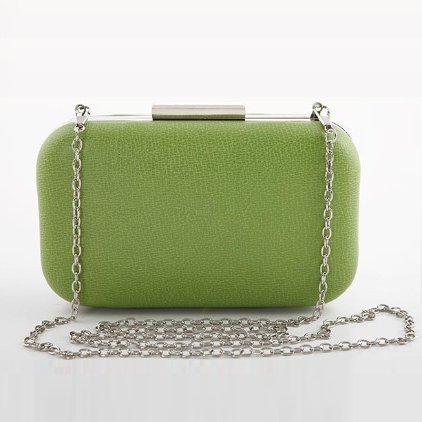 2016 Pink Women Evening Bags Leather Clutch Bolsa De Festa Green Silver Party Brands Design Women Shoulder Cheap Hand Bag 001(China (Mainland))