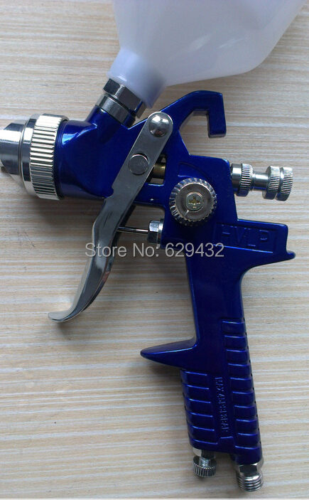 HVLP Air spray gun/Paint spray gun/Air tools/pneumatic tools/600ml gravity feed spray gun /high quality/free shipping