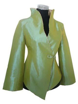 Vintage Chinese tradition Стиль Шелк Атлас Женщины Jacket Coat Outerwear M L XL ...
