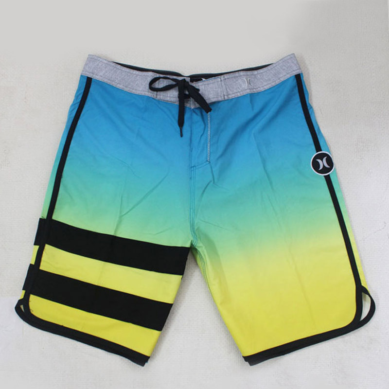Brand spring new arrive 2015 mens male moda praia bermuda summer running clothes Board wear Boardshort Beach elastic Surf Shorts(China (Mainland))