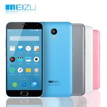 Original Meizu M2 Note 4G LTE 5.5 Inch HD 1920×1080 2GB RAM+16GB ROM Octa Core Smartphone MTK6753 1.3Ghz 13.0MP+5.0MP Camera