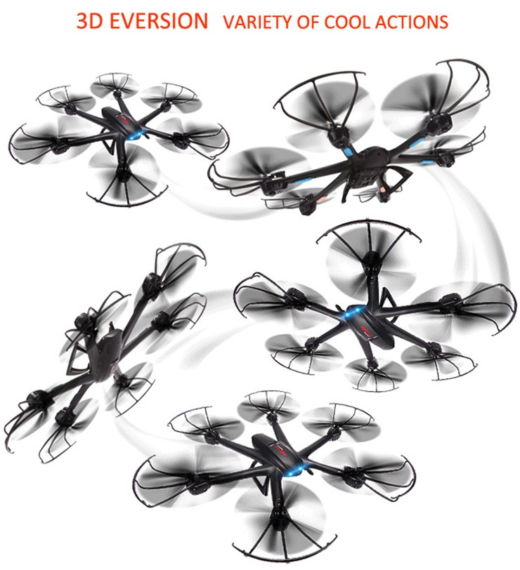 MJX X600 X-SERIES RC Quadcopter Drone (4)