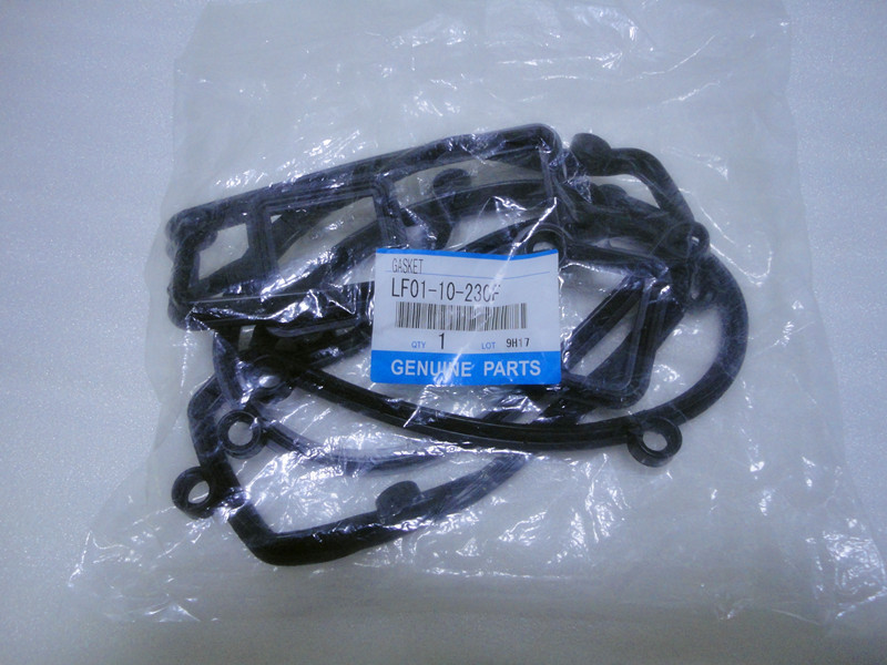 Mazda 6 valve chamber cover pad M6 valve chamber cover pad horse chamber 6 Valve Cover Gasket genuine old section 03-05
