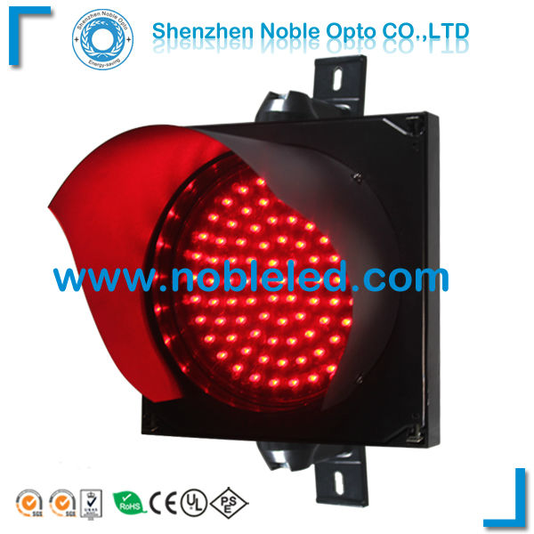 200mm red color single led traffic light(China (Mainland))