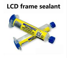MECHANIC Mobile phone LCD screen frame glue LCD fitting Backlit Prevent infiltration UV glue Backlit sealant(China (Mainland))