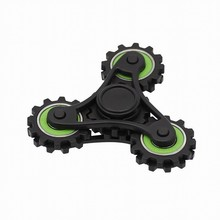 Buy Gearwheel fidget toy Finger Spinner Fidget Plastic EDC Tri-Spinner Autism ADHD Anxiety Stress Relief Focus Toys Gift for $7.09 in AliExpress store