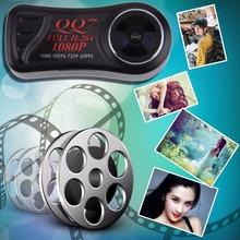 In stock! Mini Camera Full HD 1080P 720P Infrared Night Vision DV Camera Camcorder QQ7 Newest(China (Mainland))
