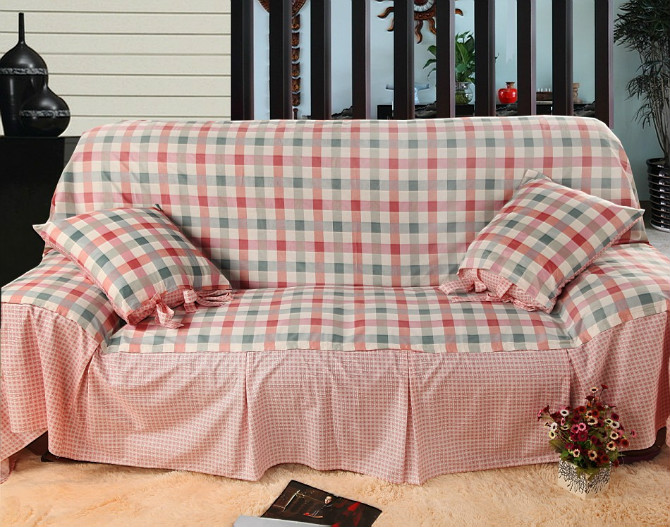 Buy 100 cotton printed double seat sofa for Canape sofa cover