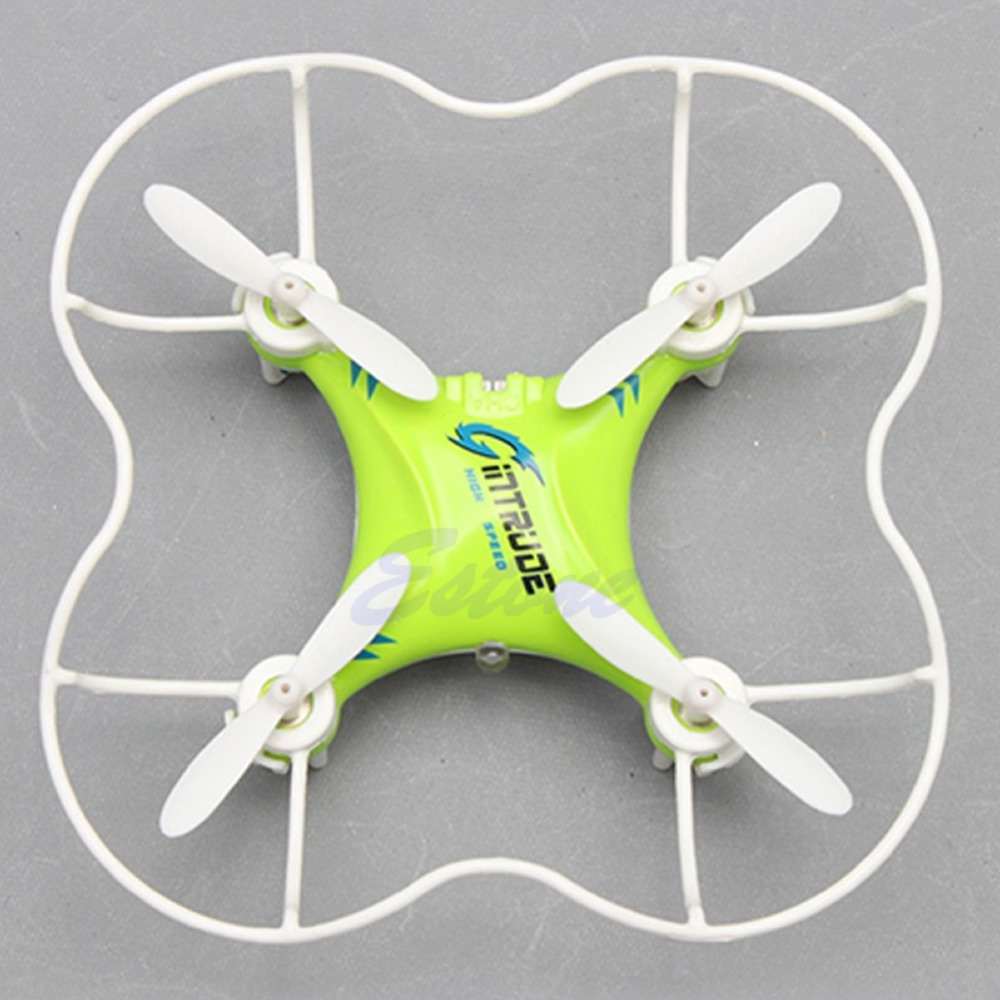 Free Shipping M9912 RC Quadcopter 2 4GHz 6 Axis Gyro Drone 3D Fly RC Copter Colorful