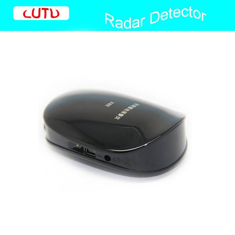 New Hiden Model Digital Speech Broadcast Detect Police Radar Laser Gun 200-800 Meters Ahead Radar Detector Stick To Windshield(China (Mainland))
