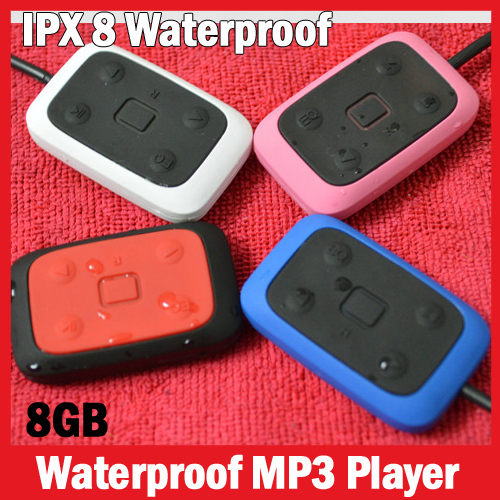 MP3-плеер IME 2015 MP3 8GB MP3 + fm/, IPX8 waterproof mp3 player глюкометр ime dc в киеве