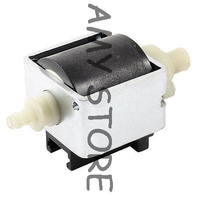 240V 1.26A 303.2W 2 Terminal Connector Power Metal Micro Solenoid Pump Machine<br><br>Aliexpress