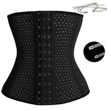 Waist trainer hot shapers waist trainer corset Slimming Belt Shaper body shaper slimming modeling strap Belt Slimming Corset(China (Mainland))
