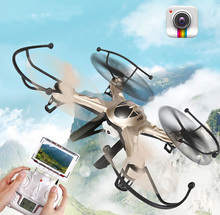 2015 Newest 2.4G 6Axis Gyroscope digital transmission Quadcopter micro drone with HD camera professional helicopter camera