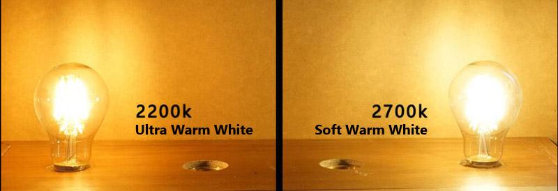 60W Equal Medium Screw (ES) Base/Bayonet Cap (BC) B22 Standard Pear Shaped A60/A19 E27/E26 LED Filament Edison Light Bulb 8W