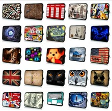 """10"""" 11.6"""" 13"""" 13.3''14'' 15'' 17'' inch Laptop sleeve Tablet Notebook carry Case Bag Pouch Protector For  Apple Macbook Pro Air(China (Mainland))"""