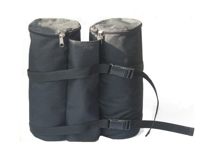 Oxford carry bag and Sand bag for Tent(1pc Carry bag for 3X3m tent and 4pcs Sand bag)