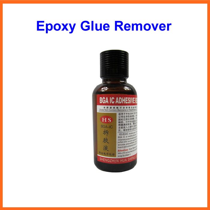 30ml BGA CPU GPU Chipset Epoxy Glue Remover Solution Solvent, BGA IC Adhensive Removing Liquid(China (Mainland))