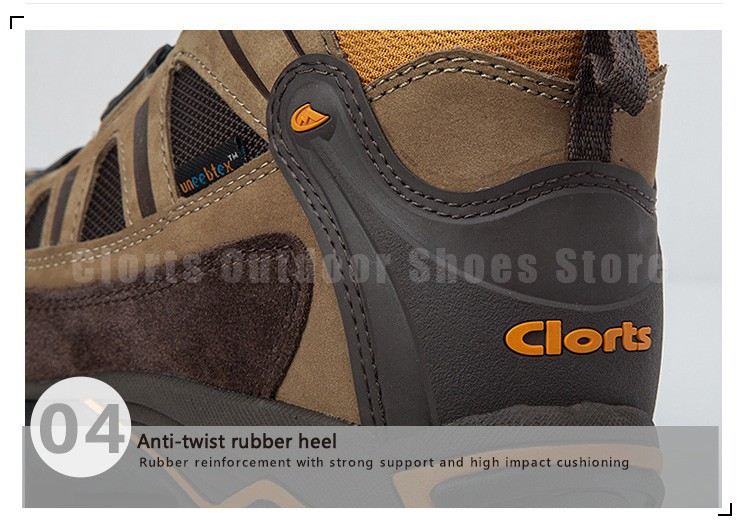 Clorts 2014 New BOA Fast Lacing System Men's Shoes Nubuck Upper