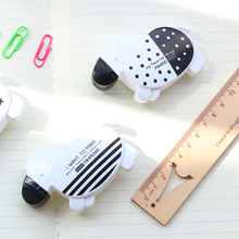 Buy 1 Pcs Cute Kawaii Sheep Animal 6m X 5mm Korean Aihao Correction Tape Pen Tool Kids School Office Supplies Stationery Black White for $1.08 in AliExpress store