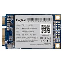 Kingfast высокоскоростной внутренний Sata3 MLC 256 ГБ msata SSD с кэш 256 МБ твердотельный жесткий диск для настольных и портативных бесплатная доставка