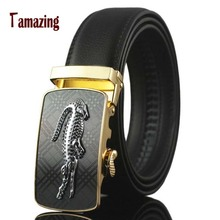 Buy Fashion Designer Belts Men High Mens Belts Luxury Cowhide Leather Belts Men for $10.81 in AliExpress store
