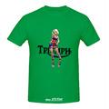 RTTMALL Black White Hombre shirt motor cross Speed Racer Hot Sale Tops Short Sleeve triumph Bird
