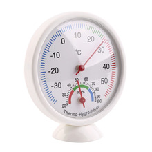 High Quality Indoor Outdoor Thermometer Hygrometer Temperature Meter New new arrival(China (Mainland))