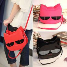 stereoscopic little owl bag japanned leather handbag crossbody cartoon small bags