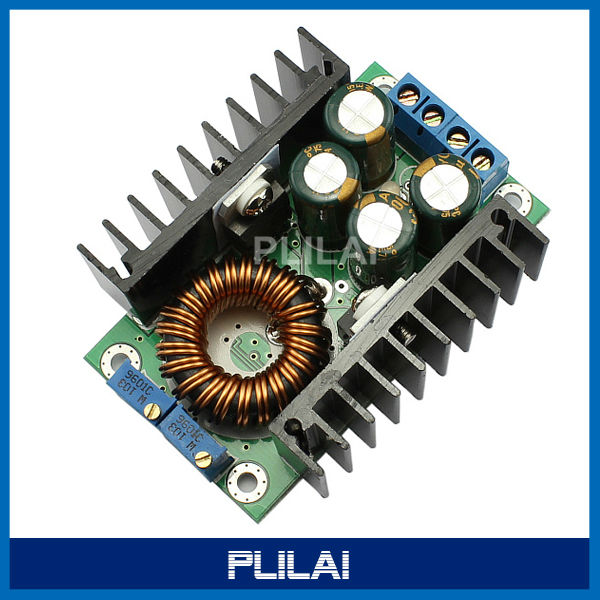 DC-DC CC CV Buck Converter Step-down Power Supply Module 7-40V 1.2-35V 8A 300W High-power LED Constant Current Drive - PLILAI store