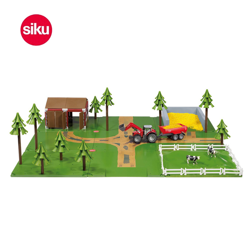 Siku SikuWorld Farm Set Starter Set Farmer 5601 alloy model tractor toy gift<br><br>Aliexpress