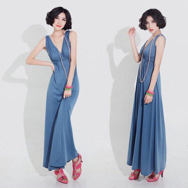 Free Shipping 2012 Hot Fashion Women 39 S Long Dress Western