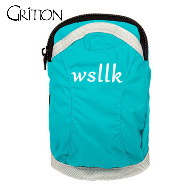 2016 New Arrival Arm Shoulder Wrist Bags Sports Outdoor Activity Small Bags for Cellphones Cards Convenient for Running(China (Mainland))