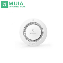 Buy Xiaomi Mijia Honeywell Smart Fire Alarm Smoke Detector Audible Visual Alarm Work Gateway Mihome APP Remote Control for $27.99 in AliExpress store