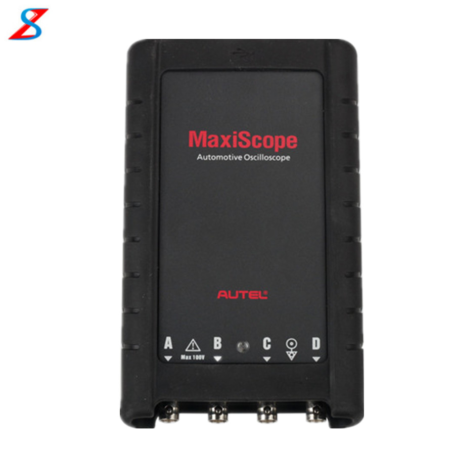 New Autel MaxiScope MP408 4 Channel Automotive Oscilloscope Basic Kit Works with Maxisys Tool(China (Mainland))