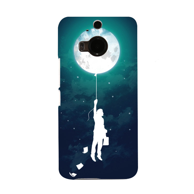 I can fly Customise Make Hard Telephone Case for HTC M9 Only One and M9 PLUS(China (Mainland))