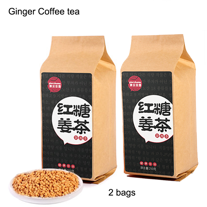 Quick Weight Loss Coffee Ginger CoffeeTea Health Care Tea for weight lose Ginger Tea 2 bags