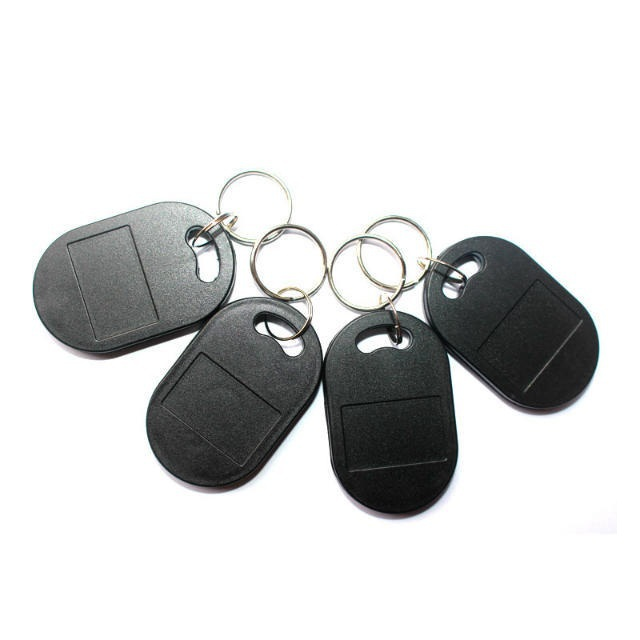 Free Shipping 10pcs/lot TK4100 125KHZ Tag EM buckle shaped induction smart card ID access cards(China (Mainland))