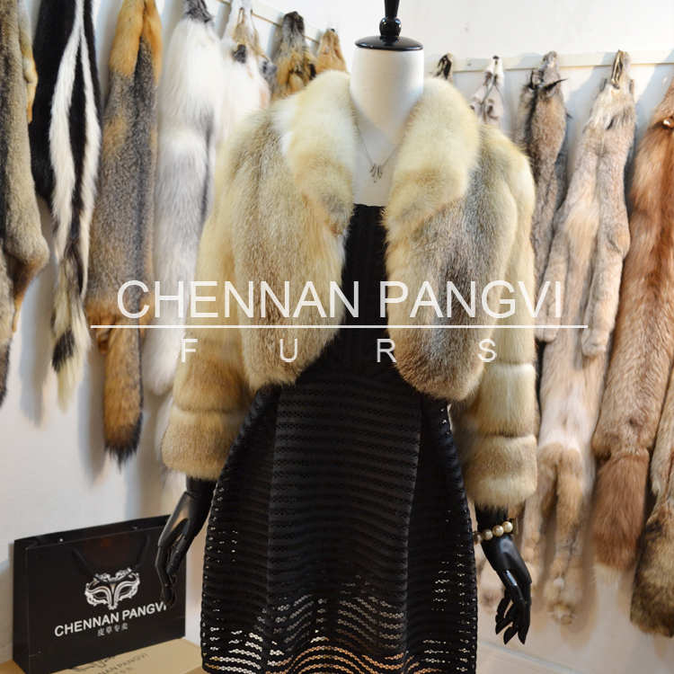 The Korean version of the whole skin corsac fox fur coat coat vest short fur color fox fur coatОдежда и ак�е��уары<br><br><br>Aliexpress