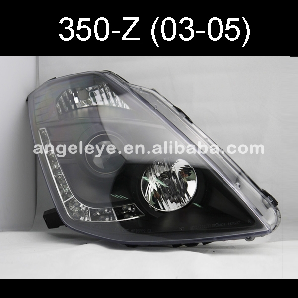 For NISSAN 350Z LED Head Light 2003 to 2005 year SN(China (Mainland))